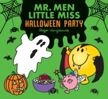 Mr. Men Halloween Party, Paperback / softback Book