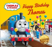 Thomas & Friends: Happy Birthday, Thomas!, Board book Book