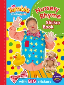 Something Special: Nursery Rhyme Sticker Book, Paperback / softback Book