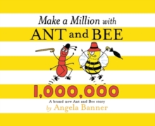 Ant and Bee and the ABC, Hardback Book