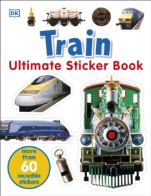 Train Ultimate Sticker Book, Paperback / softback Book
