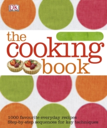 The Cooking Book, Hardback Book