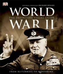 World War II : The Definitive Visual Guide, PDF eBook