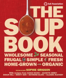 The Soup Book, Hardback Book
