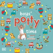 Boys' Potty Time, Board book Book