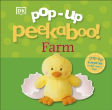 Pop-up Peekaboo! Farm, Board book Book
