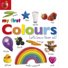 My First Colours Let's Learn Them All, PDF eBook