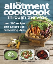 Allotment Cookbook Through the Year, PDF eBook