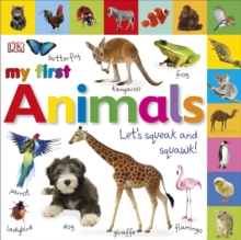 My First Animals Let's Squeak and Squawk, PDF eBook