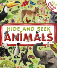 Hide and Seek Animals, PDF eBook