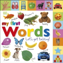 My First Words Let's Get Talking, Board book Book