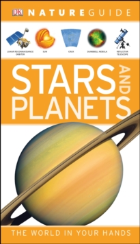 Nature Guide Stars and Planets : The World in Your Hands, Paperback / softback Book