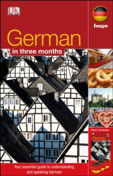 German In 3 Months : Your Essential Guide to Understanding and Speaking German, Mixed media product Book