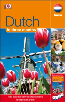 Dutch In 3 Months : Your Essential Guide to Understanding and Speaking Dutch, Mixed media product Book