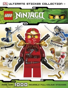 LEGO (R) Ninjago Ultimate Sticker Collection, Paperback Book