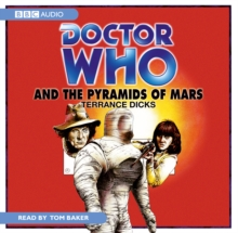 Doctor Who And The Pyramids Of Mars, eAudiobook MP3 eaudioBook