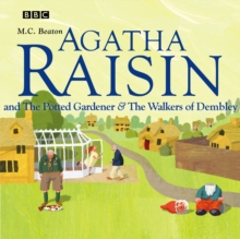 Agatha Raisin : The Quiche Of Death & The Vicious Vet Vol 1, eAudiobook MP3 eaudioBook