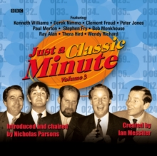 Just A Classic Minute Volume 3, eAudiobook MP3 eaudioBook