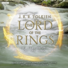The Lord of the Rings, The Fellowship of the Ring, eAudiobook MP3 eaudioBook
