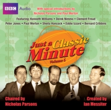 Just A Classic Minute  Volume 6, eAudiobook MP3 eaudioBook