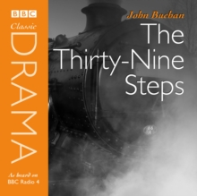Thirty-Nine Steps, The (Classic Drama), eAudiobook MP3 eaudioBook