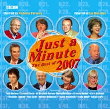 Just A Minute: The Best Of 2007, eAudiobook MP3 eaudioBook