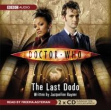 Doctor Who: The Last Dodo, eAudiobook MP3 eaudioBook