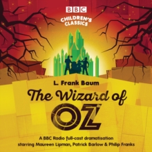 The Wizard Of Oz, eAudiobook MP3 eaudioBook