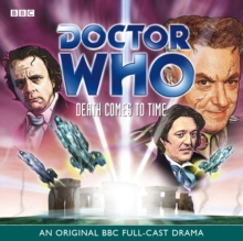Doctor Who: Death Comes To Time, eAudiobook MP3 eaudioBook