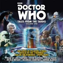 Doctor Who: Tales From The Tardis Volume One, eAudiobook MP3 eaudioBook