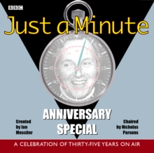 Just A Minute: Anniversary Special : A Celebration of Thirty-Five Years On Air, eAudiobook MP3 eaudioBook
