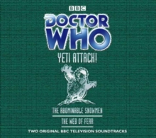 Doctor Who: Yeti Attack!, eAudiobook MP3 eaudioBook