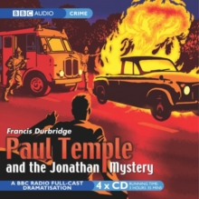 Paul Temple And The Jonathan Mystery, eAudiobook MP3 eaudioBook