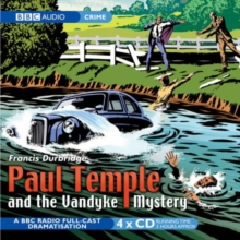 Paul Temple And The Vandyke Affair, eAudiobook MP3 eaudioBook