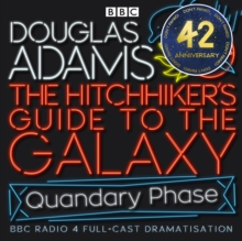 Hitchhiker's Guide To The Galaxy, The Quandary Phase, eAudiobook MP3 eaudioBook
