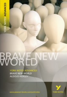 Brave New World: York Notes Advanced, Paperback / softback Book