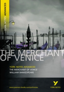 Merchant of Venice: York Notes Advanced, Paperback Book