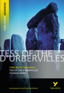Tess of the D'Urbervilles: York Notes Advanced, Paperback / softback Book