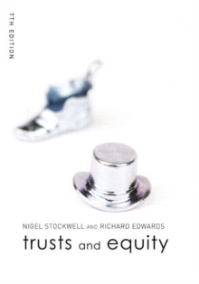 Trusts and Equity, Paperback Book