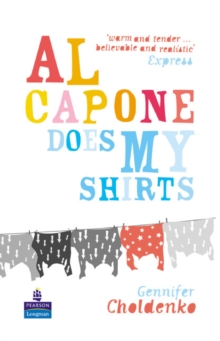 Al Capone Does My Shirts hardcover educational edition, Hardback Book