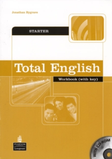 Total English Starter Workbook with Key and CD-Rom Pack, Mixed media product Book