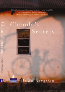 Chanda's Secrets hardcover educational edition, Hardback Book