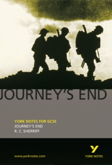Journey's End: York Notes for GCSE, Paperback / softback Book