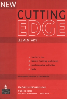 New Cutting Edge Elementary Teachers Book and Test Master CD-ROM Pack, Mixed media product Book