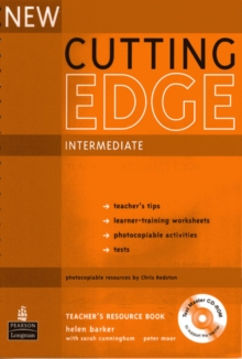 New Cutting Edge Intermediate Teachers Book and Test Master CD-Rom Pack, Mixed media product Book