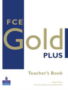 FCE Gold Plus Teachers Resource Book, Paperback / softback Book