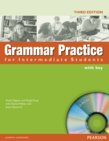 Grammar Practice for Intermediate Student Book with Key Pack, Mixed media product Book