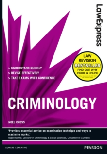 Law Express: Criminology (Revision Guide), Paperback / softback Book