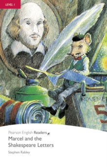 Level 1: Marcel and the Shakespeare Letters Book and CD Pack, Mixed media product Book