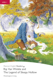 Level 1: Rip Van Winkle & The Legend of Sleepy Hollow Book & CD Pack, Mixed media product Book